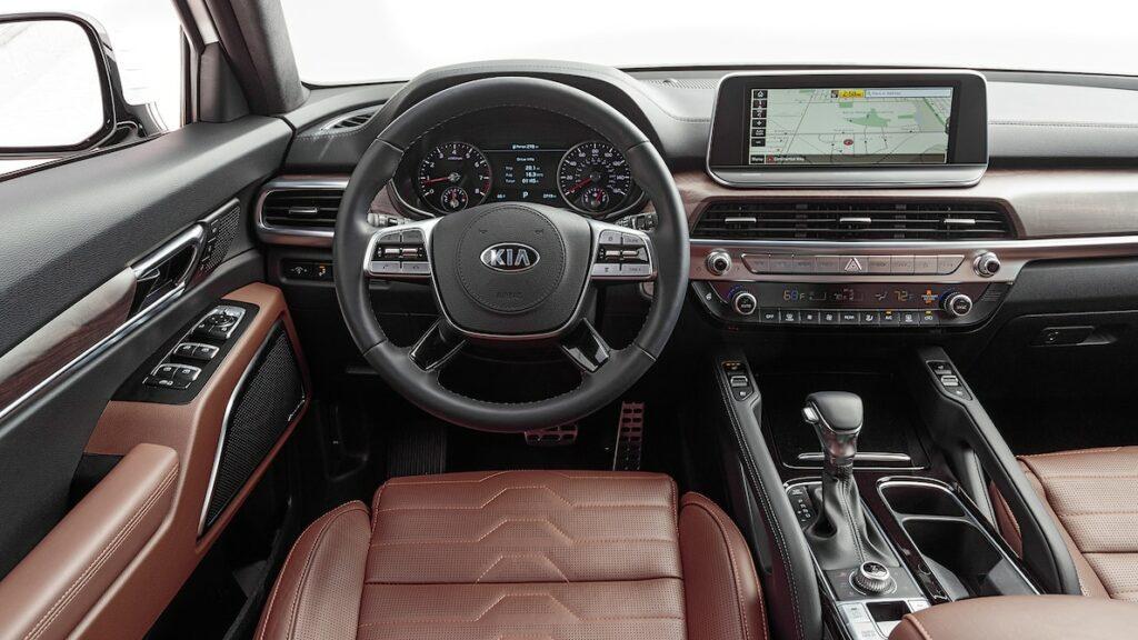 The Exceptionally Handsome 2020 KIA Telluride SX V6 AWD via Carsfera.com