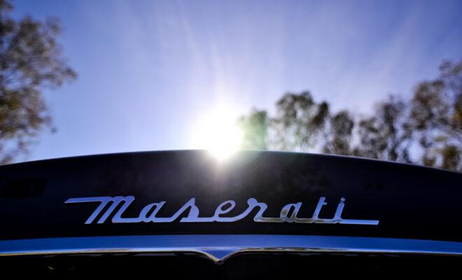 2019 Maserati Quattroporte SQ4 GrandSport