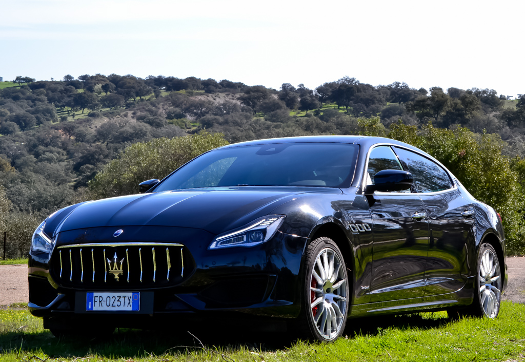 2019 Maserati SQ4 GrandSport via Carsfera.com