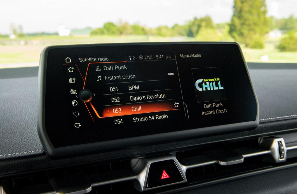 The 2020 Toyota Supra GR Premium Embolden with Brilliance via Carsfera.com