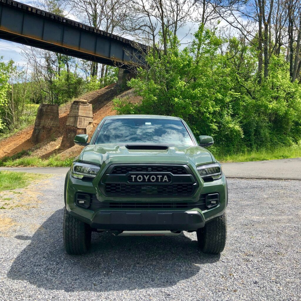 2020 Toyota Tacoma TRD PRO Double Cab – The Reliable Value-Driven Choice via Carsfera.com