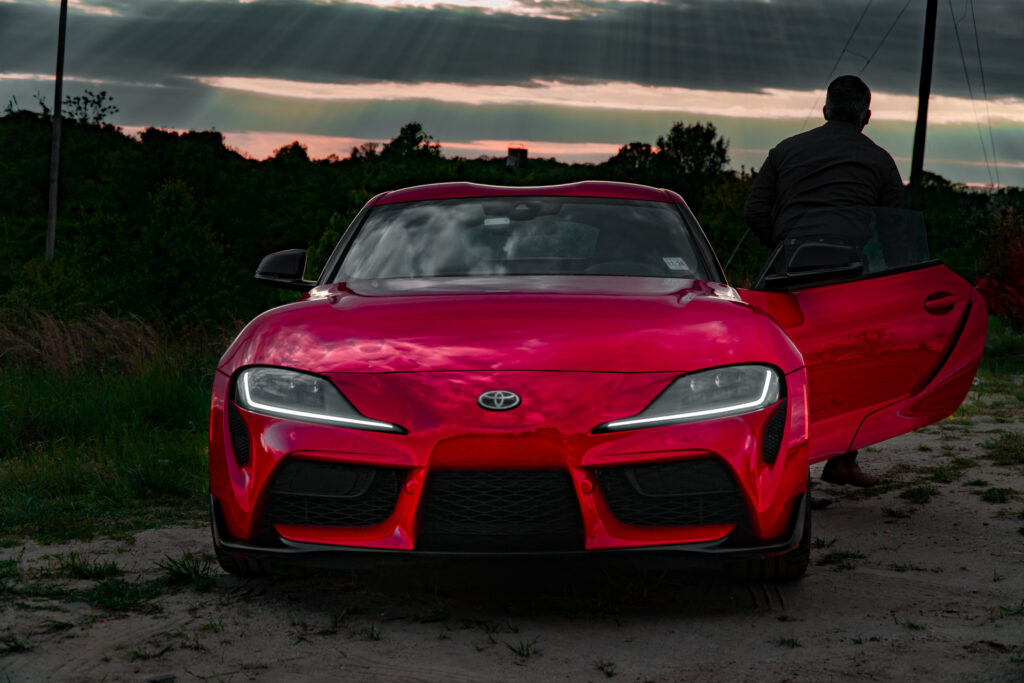The 2020 Toyota Supra GR Premium Embolden with Brilliance via Carsfera.com