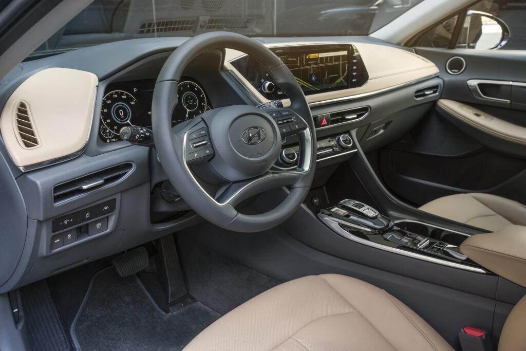 2020 Hyundai Sonata Limited Makes Luxury a Standard via Carsfera.com