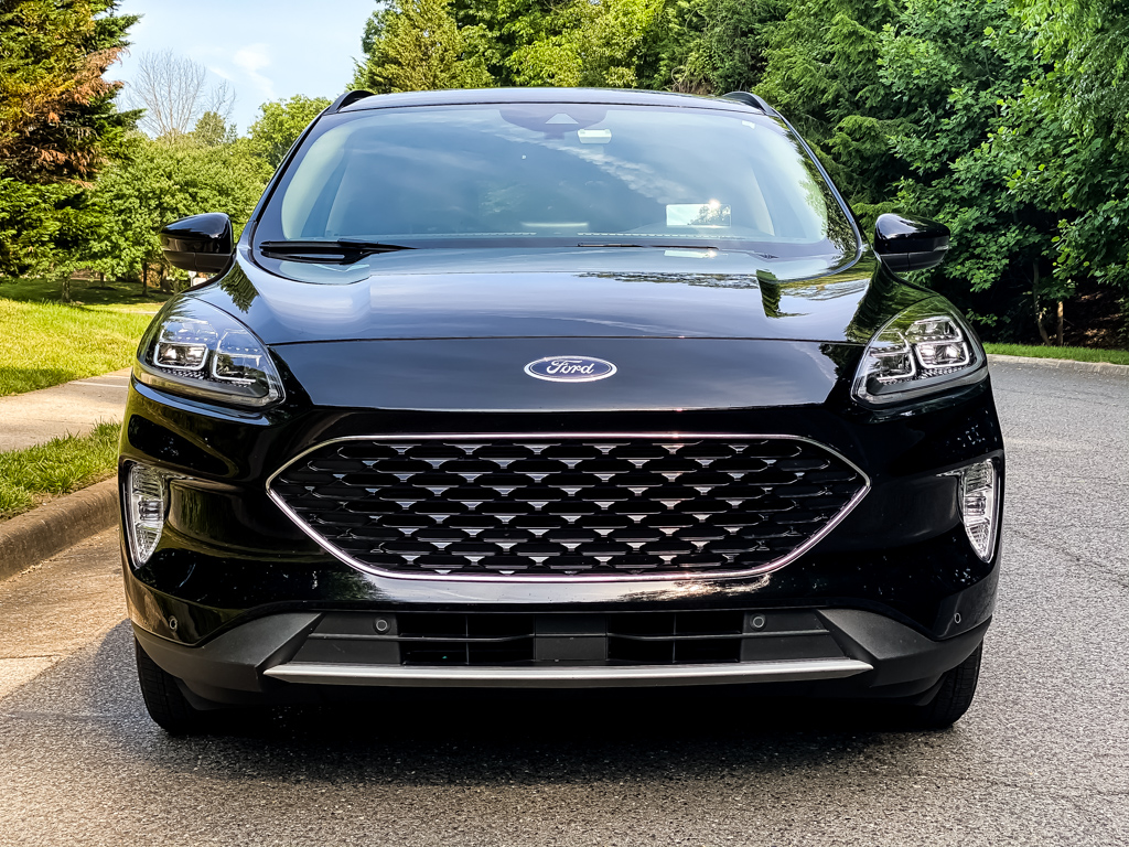 The 2020 Ford Escape Titanium Hybrid AWD Introduces Swank to an Affordable Price Tag via Carsfera.com