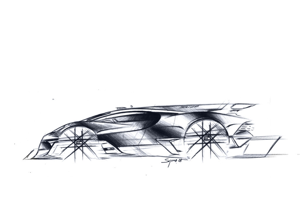 BUGATTI – PIONEER IN DIGITALIZATION OF THE DESIGN PROCESS
