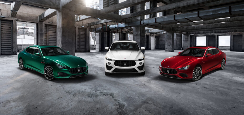 TROFEO: THE MOST POWERFUL MASERATI COLLECTION EVER via Carsfera.com