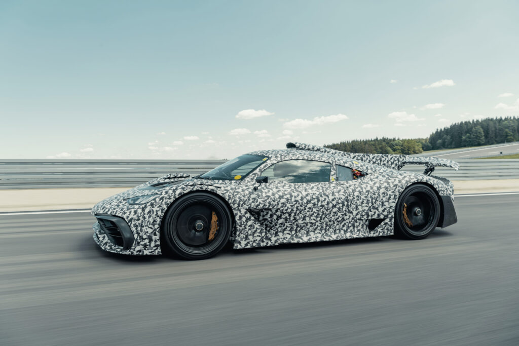 MERCEDES-AMG PROJECT ONE via Carsfera.com
