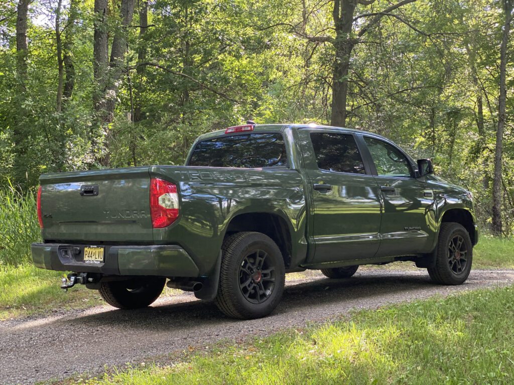 The Rugged, Strong and Elegant 2020 Toyota Tundra TDR Pro Crewmax via Carsfera.com