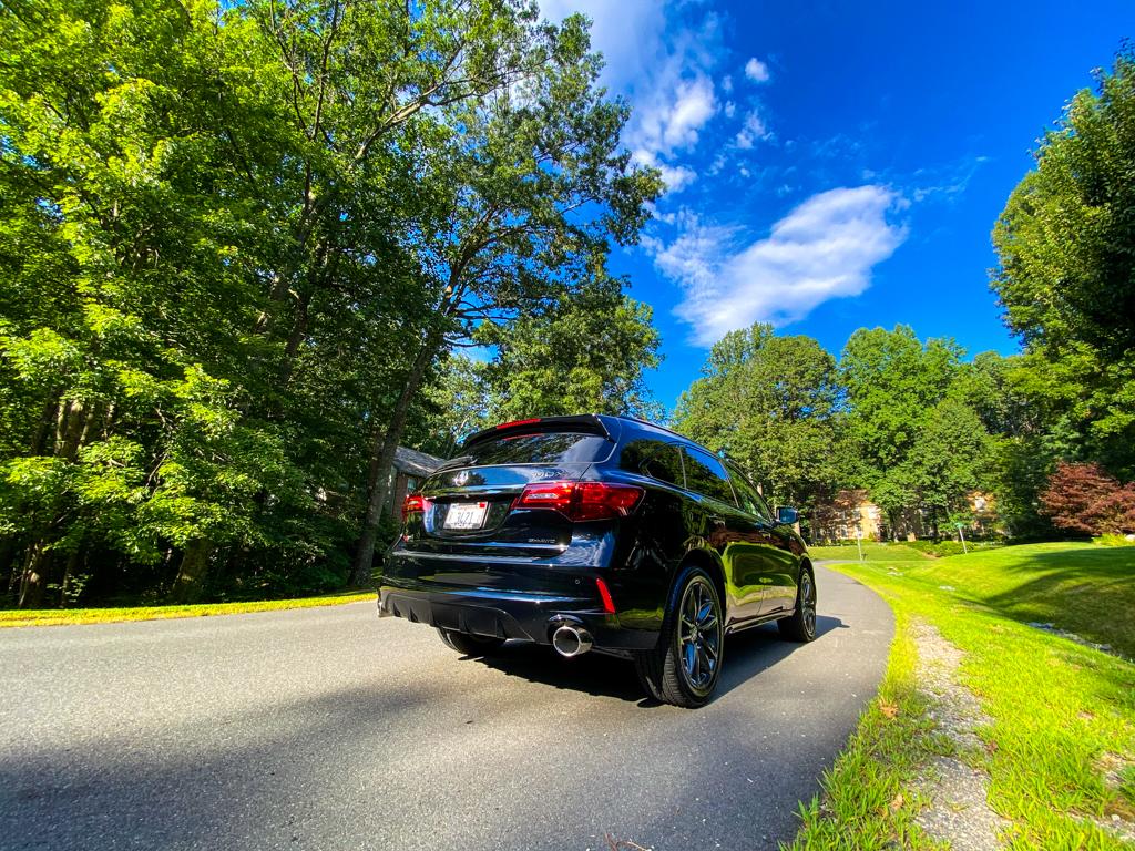 2020 Acura MDX A-spec SH-AWD via Carsfera.com