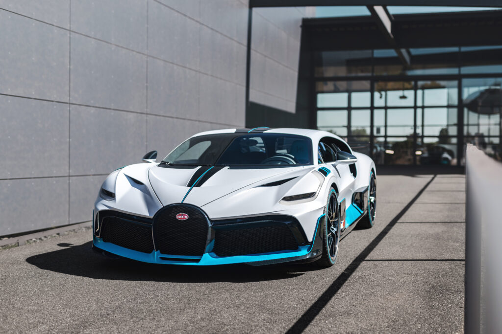 The Divo starts a new era at Bugatti via Carsfera.com