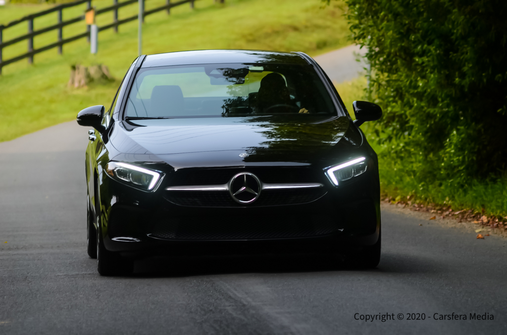 2020 Mercedes Benz A220 4Matic AWD – More Affordable and More Luxurious via Carsfera.com