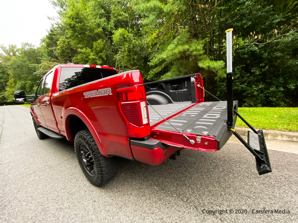 2020 Ford F250 SRW 4X4 Crew Cab Platinum – The Tough Gets Tougher! via Carsfera.com
