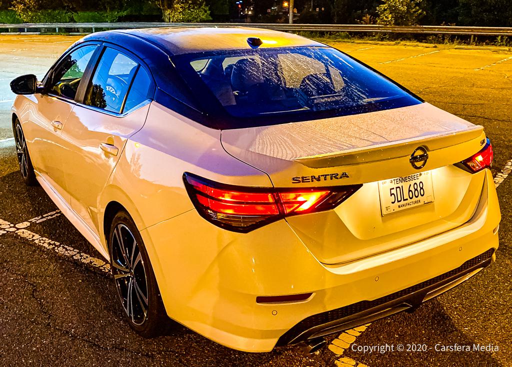 2020 Nissan Sentra SR Signifies Nissan Upping its Game via Carsfera.com
