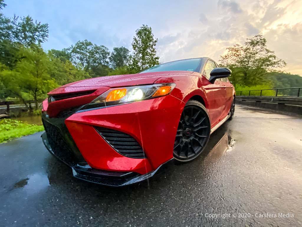 2020 Toyota Camry TRD is the Game-Changing Vehicle You Want via Carsfera.com
