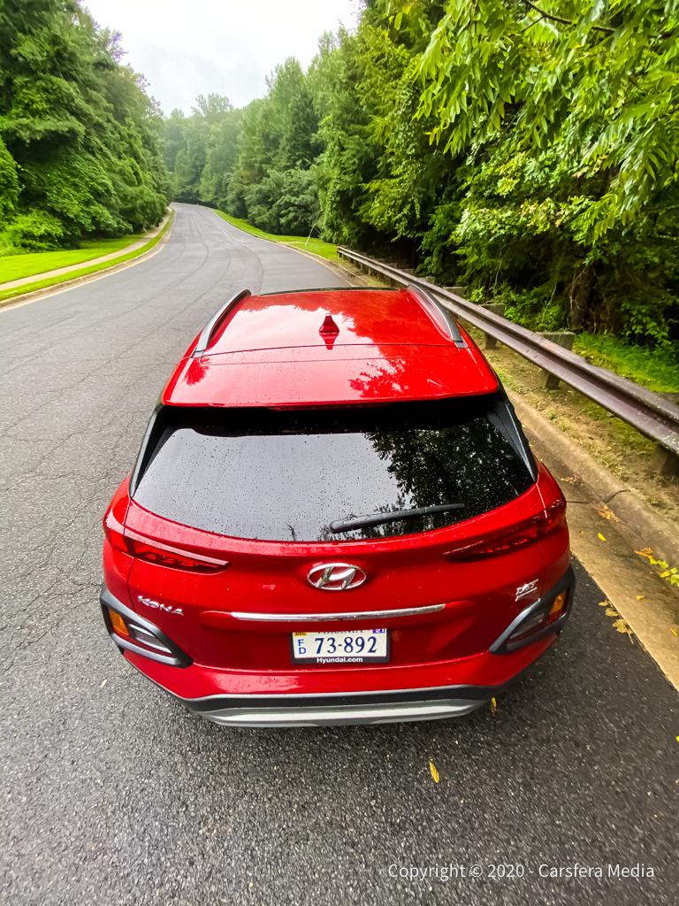 2020 Hyundai Kona Ultimate AWD – The Cross Over Blurring the Lines! via Carsfera.com