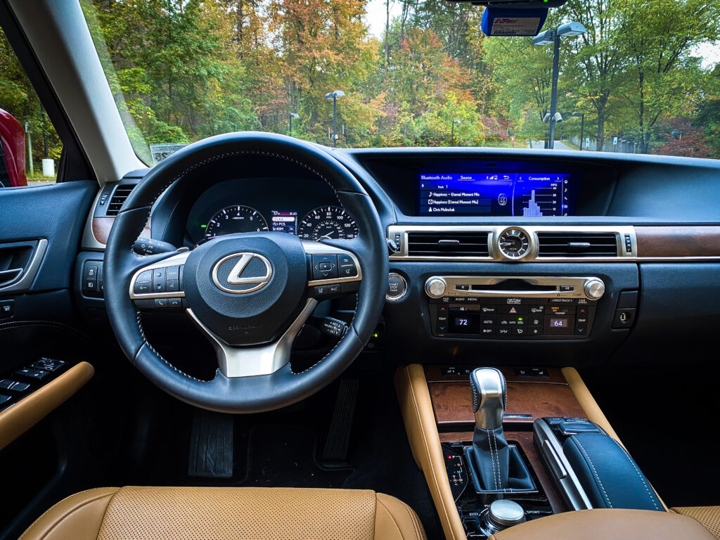 2020 Lexus GS350 AWD: CONFORT, STYLE AND FUN BEHIND THE WHEEL via Carsfera.com