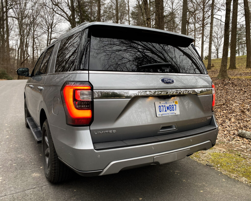 2020 FORD EXPEDITION LIMITED WITH FX4 OFF-ROAD