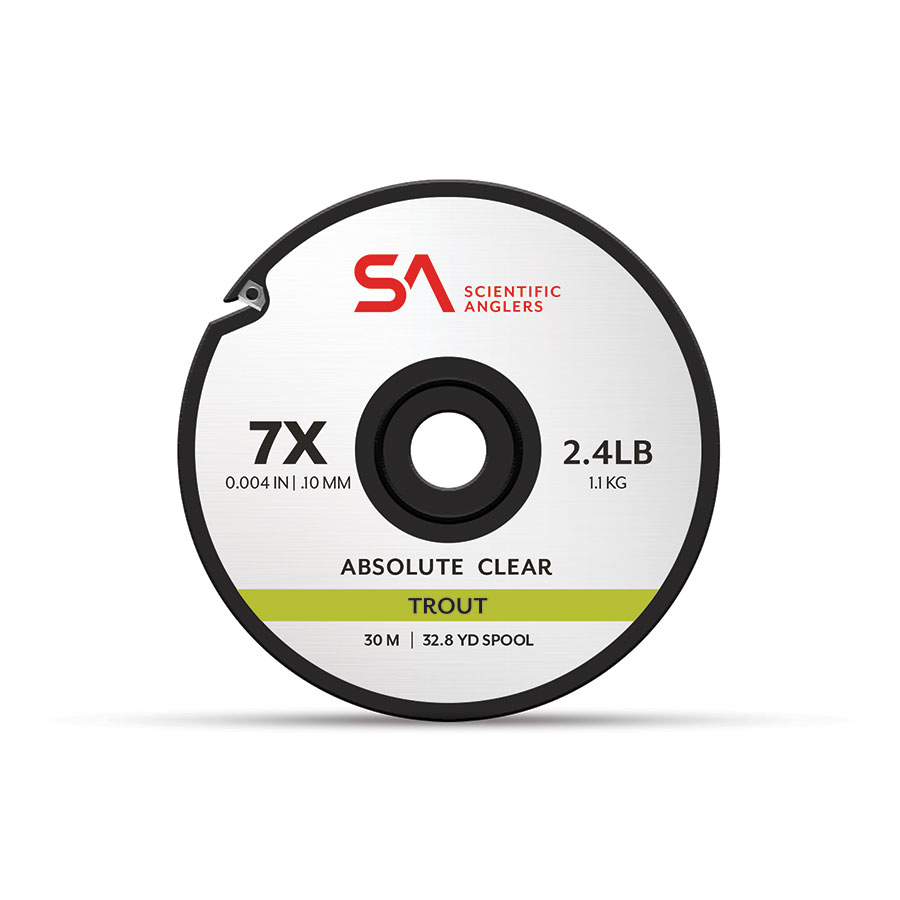 Scientific Angler Absolute Nylon – Trout 30 Meters