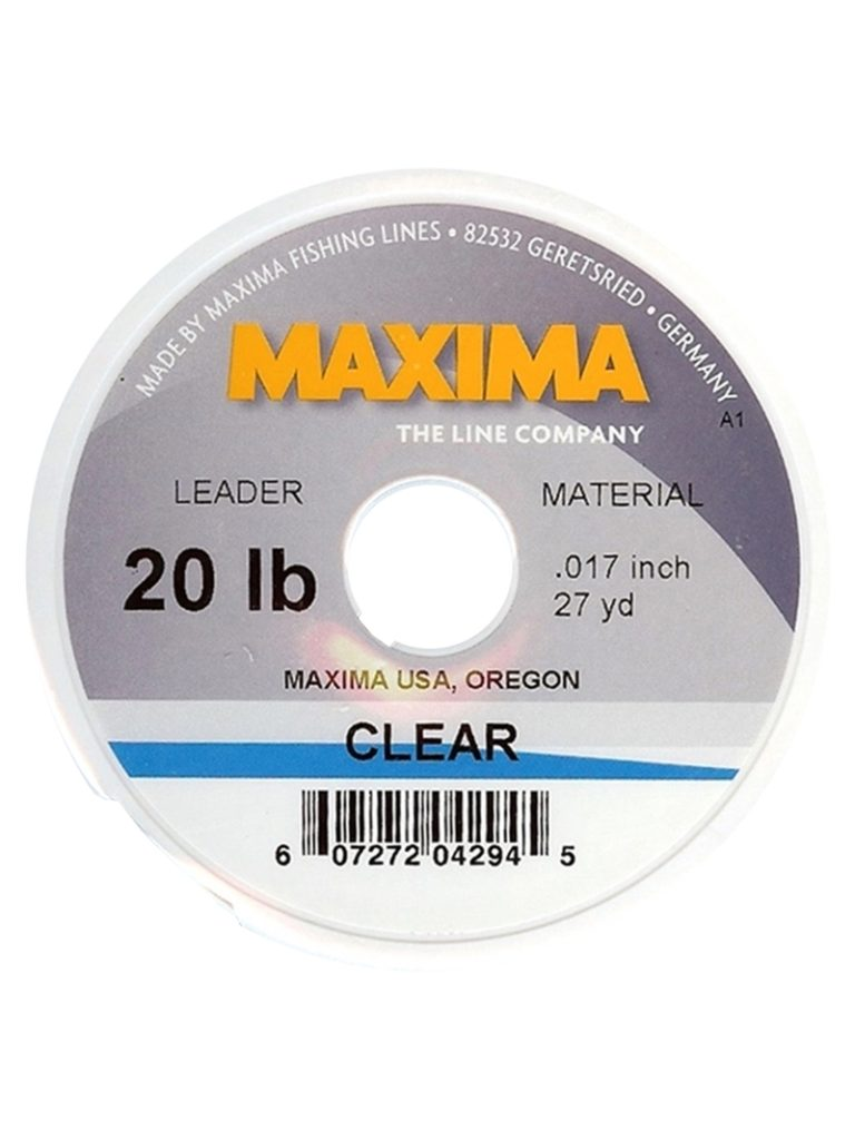 Maxima – Clear  27 Yards