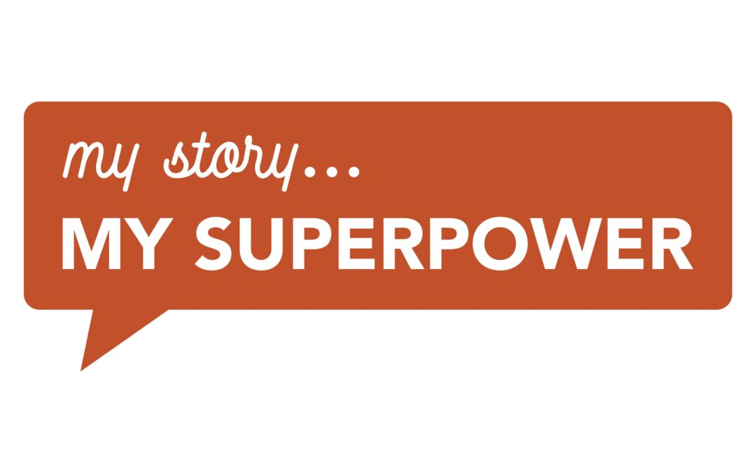 Share your story. Give Hope. Change Lives.