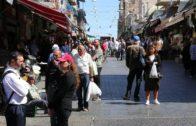 Holocaust Memorial Day 2016, Jerusalem