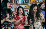 A-WA Play at a Tiny Desk