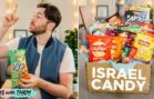 Brits Eating Zionist Candy