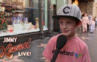 Jimmy Kimmel Asks Kids if They Know What Hanukkah is