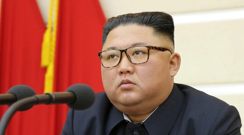 North Korea Dictator kim jong