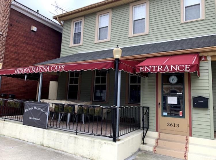 Hidden Manna Cafe