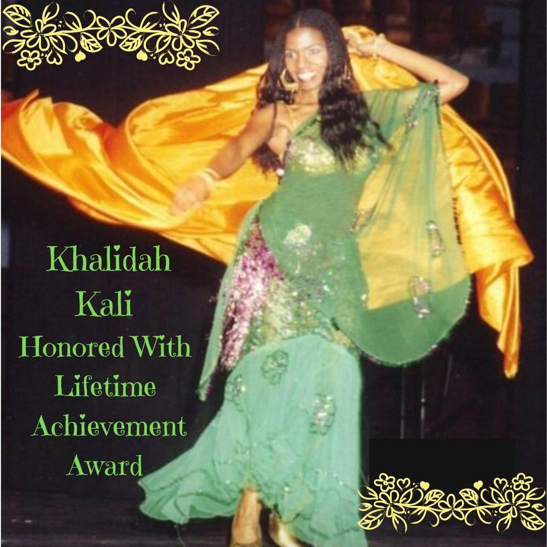 Khalidah's North African Dance Experience