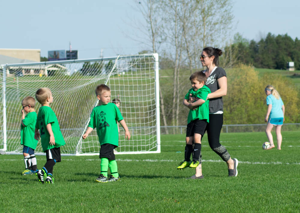 What It's Really Like to Coach a Tots Soccer Team