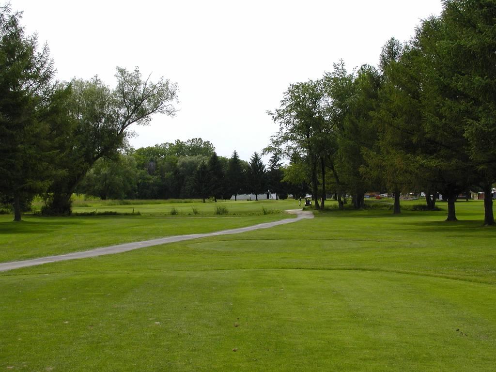 Tioga Golf Club Hole 11