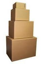 cajas de carton de primer uso de todos los tamaños