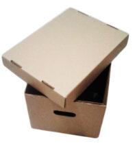 Cajas de cartón para archivos