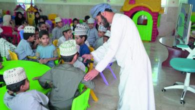 Photo of مختبر الطفل ببيت الزبير يقيم عددا من الحلقات الأدبية في عدد من محافظات السلطنة