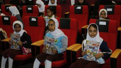 Photo of (مملكة الألوان).. مسرحية تقدم لوحة جميلة للأطفال