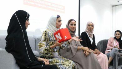 """Photo of كلية عمان للسياحة تنظم ملتقى """"المرأة في قطاع السياحة"""""""