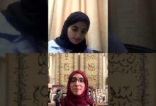 Photo of لقاء الإعلامية منال الشيخ للمدربة أ. حياة اللواتية من سلطنة عمان