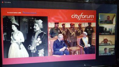 Photo of مجلس الخنجي يستضيف مستر مات منشل للتحدث عن التحديات الحالية