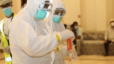 Photo of الفريق الطبي من صحية مسقط يبدأ المسح الطبي بولاية مطرح
