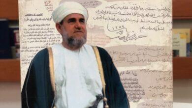 """صورة حمود السيابي يكتب """"بروة استدعاء لمطرح """""""