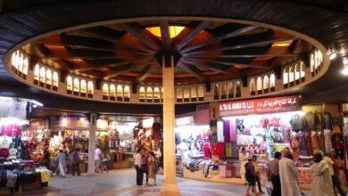 صورة أهالي مطرح يستبشرون بفتح السوق ويتفاءلون بالقادم
