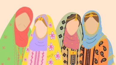 صورة المرأة العمانية في ظل أزمة كورونا .. أمثلة للتغلب على التحديات