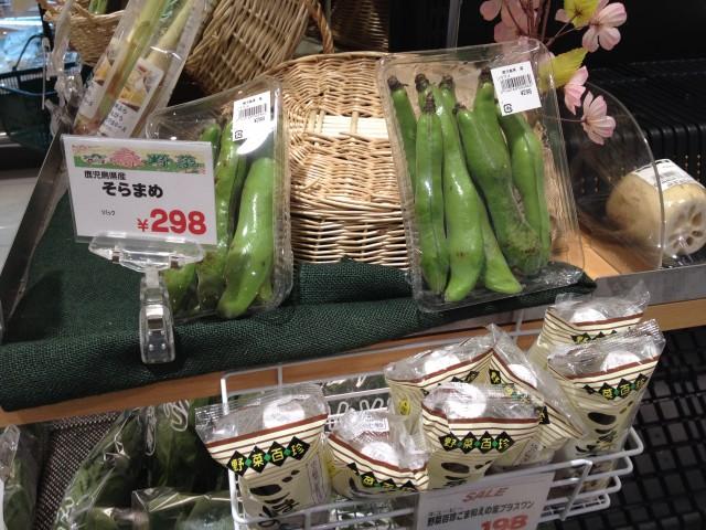 > 發現奇怪的東西 - 巨大化豌豆?
