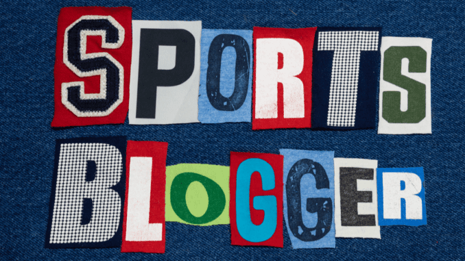 Force To Reckon With - Sports Blogger