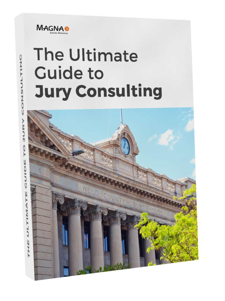 The Ultimate Guide to Jury Consulting