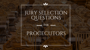 jury selection questions