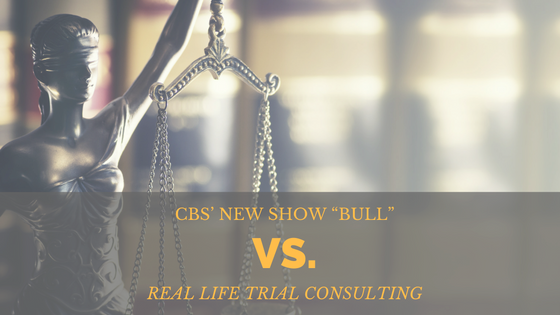 CBS' Bull vs Real Life Trial Consulting