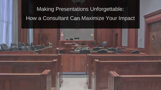 trial presentation consultant